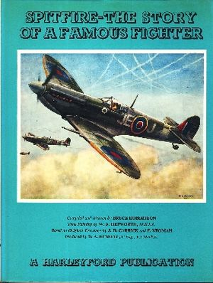 Image not found :Spitfire, the Story of a Famous Fighter (1973)(3rd ed)