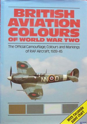 Image not found :British Aviation Colours of World War II (reprint)