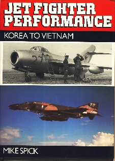 Image not found :Jet Fighter Performance From Korea to Vietnam