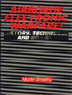 Image not found :Airborne Electronic Warfare, History, Techniques and Tactics