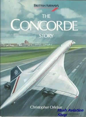 Image not found :Concorde Story, the (Hamlyn)