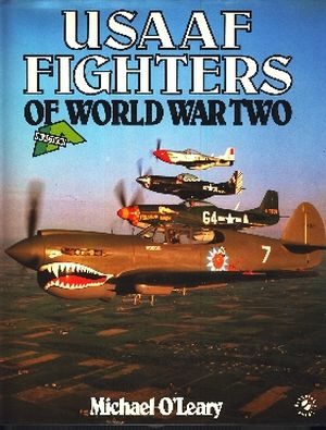 Image not found :USAAF Fighters of World War Two (In Action)