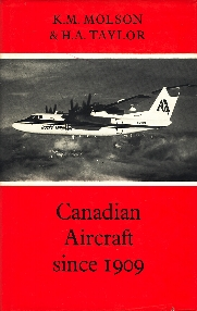 Image not found :Canadian Aircraft since 1909
