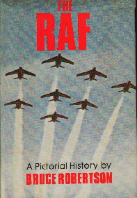 Image not found :RAF, a Pictorial History