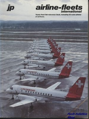 Image not found :JP Airline Fleets 1987/88