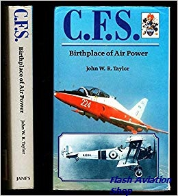 Image not found :CFS, Birthplace of Air Power (2nd ed)