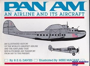 Image not found :PAN AM, An Airline and its Aircraft (Orion)