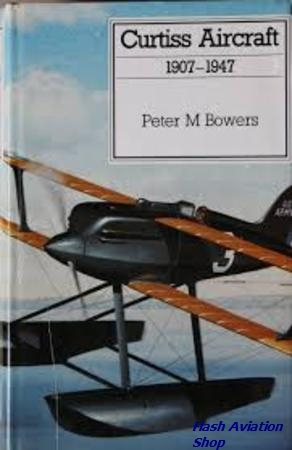 Image not found :Curtiss Aircraft 1907-1947 (1987)