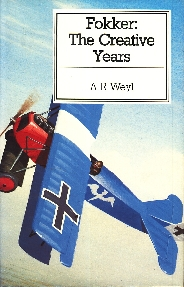 Image not found :Fokker, The Creative Years (1987)