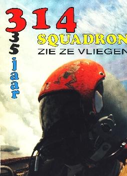Image not found :314 Squadron 35 jaar - Zie Ze Vliegen