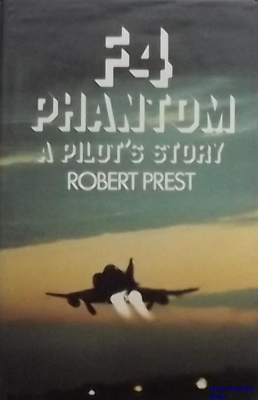 Image not found :F4 Phantom, a Pilot's Story (BCA)