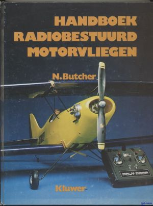 Image not found :Handboek Radiobestuurd Motorvliegen