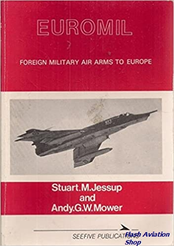 Image not found :Euromil - Foreign Military Air Arms to Europe (1982)