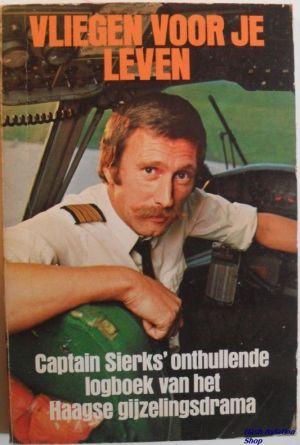 Image not found :Vliegen voor je Leven, Captain Sierks' Onthullende Logboek