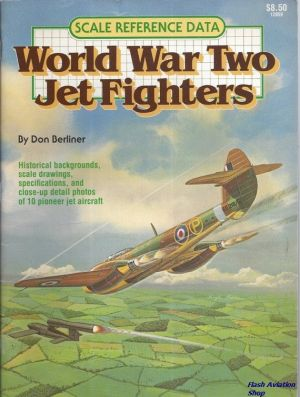 Image not found :World War Two Jet Fighters (Scale Reference Data)