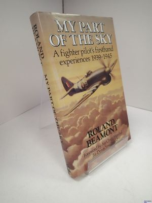 Image not found :My Part of the Sky, A Fighter Pilot's First-hand Experiences