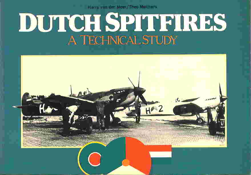 Image not found :Dutch Spitfires - A Technical Study