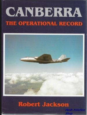 Image not found :Canberra, the Operational Record