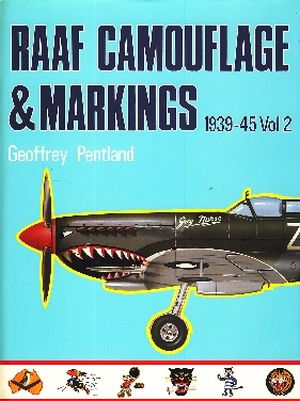 Image not found :RAAF Camouflage & Markings 1939-45 Vol.2