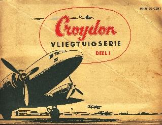 Image not found :Croydon Vliegtuigserie deel 1