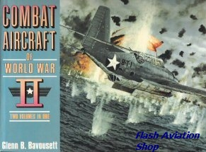 Image not found :Combat Aircraft of World War II (Two Volumes in One)
