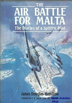 Image not found :Air Battle for Malta, Diaries of a Spitfire Pilot (Airlife, 1990
