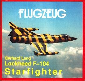 Image not found :Lockheed F-104 Starfighter (Flugzeug Jets band 1)