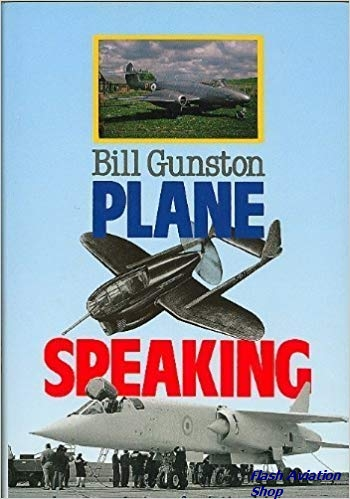 Image not found :Plane Speaking, A personal view of aviation history