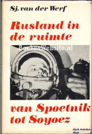 Image not found :Rusland in de Ruimte, van Spoetnik tot Soyoez