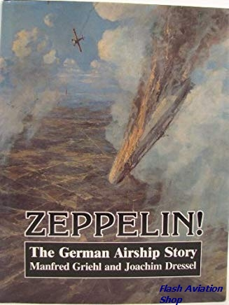 Image not found :Zeppelin !, the German Airship Story