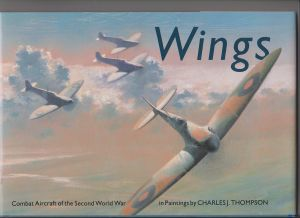 Image not found :Wings, Combat Aircraft of the Second World War in Paintings