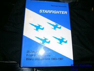 Image not found :Starfighter, 25 Jahre F-104 in der Marine -Bilanz & Chronik