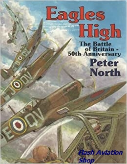 Image not found :Eagles High, the Battle of Britain - 50th Anniversary