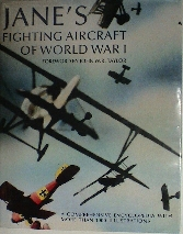 Image not found :Jane's Fighting Aircraft of World War I