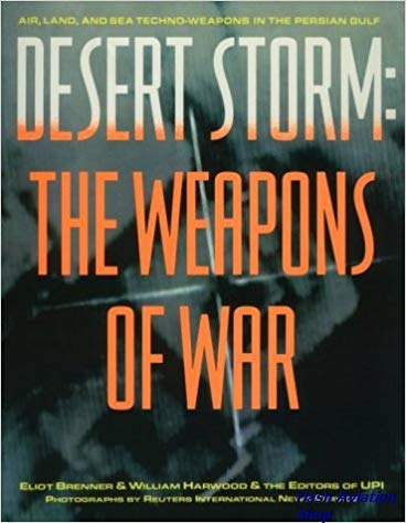 Image not found :Desert Storm, the Weapons of War (Orion)