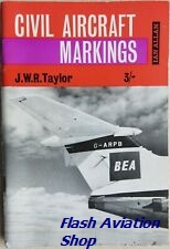 Image not found :Civil Aircraft Markings 1964