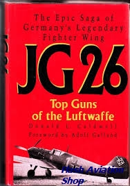 Image not found :JG 26, Top Guns of the Luftwaffe (Orion)