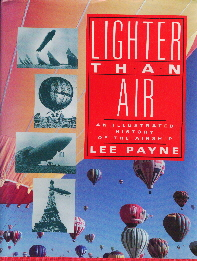 Image not found :Lighter than Air, an Illustrated History of the Airship (Orion)
