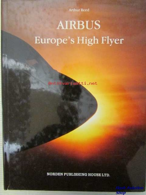 Image not found :Airbus, Europe's High Flyer