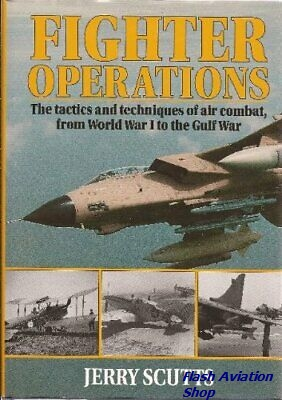Image not found :Fighter Operations, the Tactics and Techniques of Air Combat