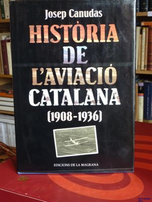 Image not found :Historia de l'Aviacio Catalana (1908-1936)