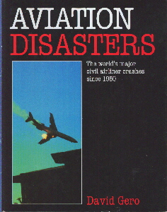 Image not found :Aviation Disasters, the World's major Civil Airliner Crashes (1993