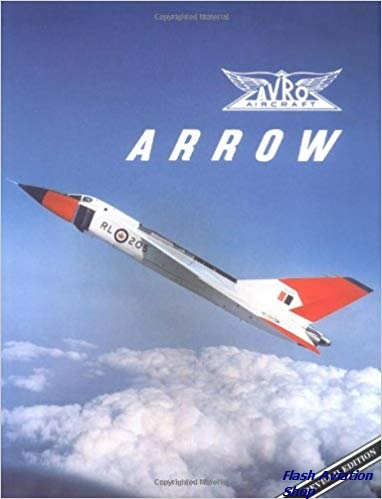 Image not found :Avro Arrow (revised)