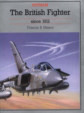 Image not found :British Fighter since 1912 (1992)