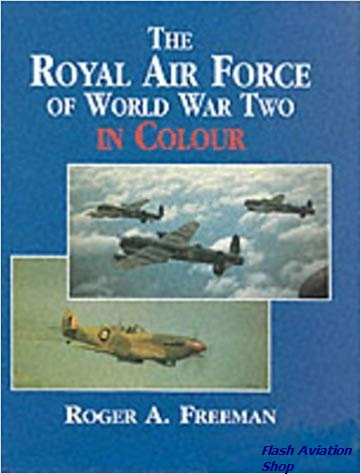 Image not found :Royal Air Force of World War Two in Colour (A&AP)