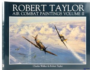 Image not found :Air Combat Paintings of Robert Taylor Volume II