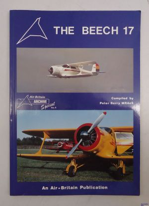 Image not found :Beech 17 (Air Britain Archive Special 4)