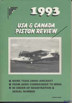 Image not found :1993 USA & Canada Piston review
