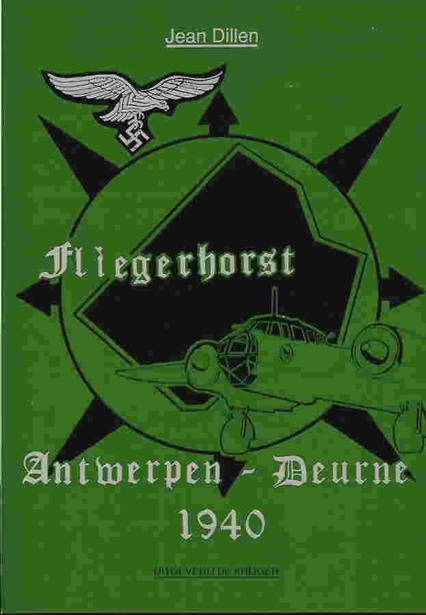 Image not found :Fliegerhorst Antwerpen-Deurne 1940