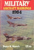 Image not found :Military Aircraft Markings 1984 (ABC)